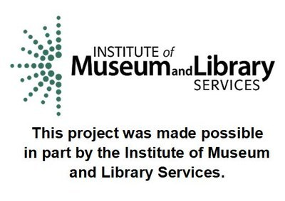 Institute of Museums and Libraries Logo