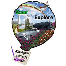 Michigan Activity Pass (MAP) logo