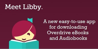 Meet Libby icon for Overdrive