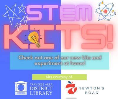 STEM Kits TADL and Newton's Road Logo